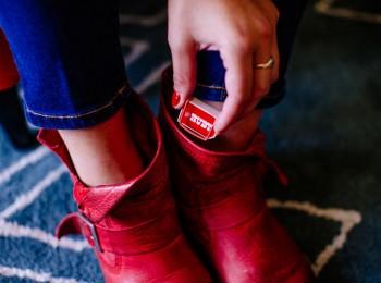 DOROTHY : LE POUVOIR AUX PIEDS DES FEMMES