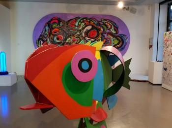 GRANDE-SYNTHE : UNE EXPO HAUTE EN COULEURS