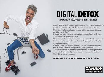 DIGITAL DÉTOX, À QUI LE TOUR ?